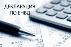 Отчеты. Декларации 21 - kwork.ru