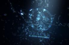 Сделаю 1 видео-визуализацию вашего логотипа или текста 6 - kwork.ru