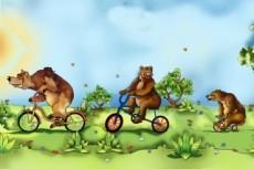 Нарисую изображение акварелью 30 - kwork.ru