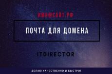 Перенос домена на новый 33 - kwork.ru