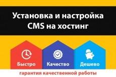 Перенос сайта на новый хостинг 24 - kwork.ru