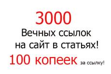 3 Вечных ссылки с моих сайтов и форумов с анкором и без. + текст 8 - kwork.ru