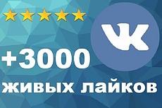 Ваше видео в 150 живых аккаунтов ВКонтакте 8 - kwork.ru