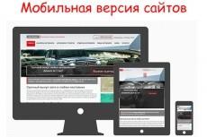 Сверстаю сайт 42 - kwork.ru