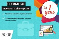 Комплексное SEO-продвижение сайта 3 - kwork.ru