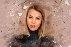 Изготовлю из фото карандашный рисунок 9 - kwork.ru