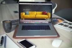 Создам дизайн Landing Page 8 - kwork.ru