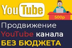 Консультация по работе с YouTube 14 - kwork.ru
