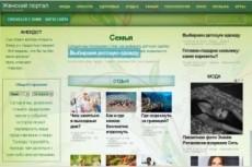 Размещу ссылку на  женском портале в вашей статье или напишу свою 8 - kwork.ru