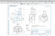 Сделаю модель в solidworks или NX, Компас 3D 43 - kwork.ru