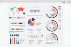 Уникальная инфографика 21 - kwork.ru