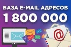 100% качественная рассылка по e-mail 23 - kwork.ru