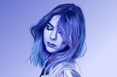 Нарисую ваш цифровой портрет по фотографии 43 - kwork.ru