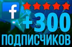 250 подписчиков в сообщество Facebook 15 - kwork.ru