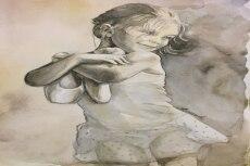 Напишу портрет акварелью или карандашом 14 - kwork.ru