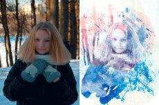 Сделаю портрет в любом понравившемся вам стиле в Photoshop 6 - kwork.ru