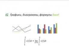 Наберу текст, в том числе технический в Word, Excel 4 - kwork.ru