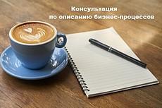 Создам регламент или внутренний стандарт 6 - kwork.ru