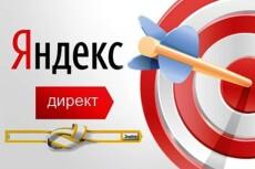 Сделаю успешную рекламную компанию в Яндекс.Директ, Поиск и РСЯ 22 - kwork.ru
