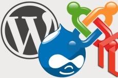 Установлю и настрою сайт на основе Drupal 3 - kwork.ru