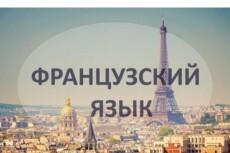 Сделаю перевод с французского на русский и наоборот 11 - kwork.ru