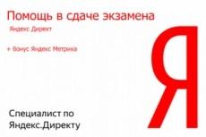 Видеокурс о настройке Яндекс.Директ 10 - kwork.ru