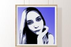 Качественный портрет по вашей фотографии оригинальные и необычные 42 - kwork.ru