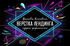 Создание продающего лендинга 15 - kwork.ru