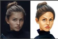 Нарисую дружеский шарж 29 - kwork.ru