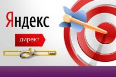 Настрою Яндекс.Директ для вашего проекта 20 - kwork.ru