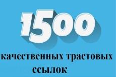Размещаю вечные ссылки на трастовом ресурсе в уникальной тематической статье 17 - kwork.ru