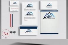 Визуализация современного фирменного стиля для компании 19 - kwork.ru
