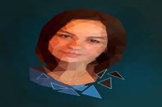 Модная иллюстрация 21 - kwork.ru