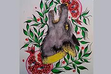 Иллюстрация акварелью 6 - kwork.ru