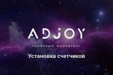 Установка и базовая настройка счетчика Яндекс Метрика 9 - kwork.ru