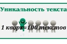 Написание текстов(переводы с видео, аудио, фото) 7 - kwork.ru