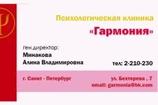 Создам буклет на ваш вкус 17 - kwork.ru