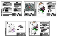 Нарисую любую схему или план в программе AutoCAD 4 - kwork.ru