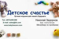 Консультация по финансовому планированию 4 - kwork.ru