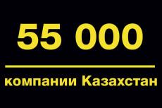 База e-mail + телефоны гостиницы и отели РФ 13 - kwork.ru