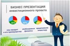 Сайт-визитка для Вашего бизнеса на Joomla, WordPress 9 - kwork.ru