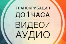 Сделаю текстовую версию аудио, видео, телефонных разговоров 22 - kwork.ru