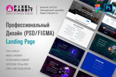Создам Landing Page 9 - kwork.ru