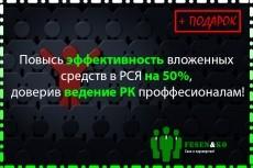 Ведение рекламной кампании в течение 3-х дней 6 - kwork.ru