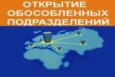 Оформление документов для регистрации ООО 17 - kwork.ru