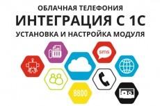 Разработка и программирование 1С отчетов, обработок 1С и конфигураций 16 - kwork.ru