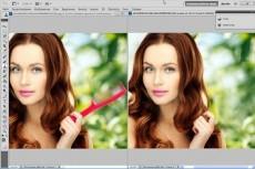 Нарисую ваш портрет по фото в аниме стиле 29 - kwork.ru