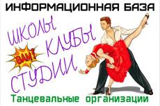База данных компаний России -Все для животных - Ветеринария 19 - kwork.ru