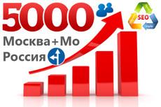 Увеличим количество посетителей сайта на 400 в сутки в течение месяца 11 - kwork.ru