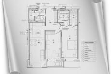 План расстановки мебели 12 - kwork.ru